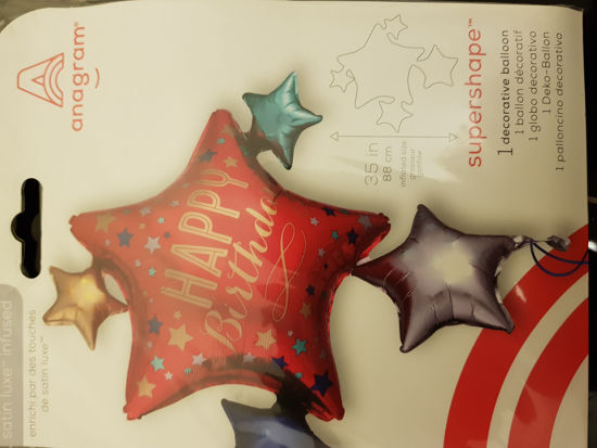 Picture of Star balloon