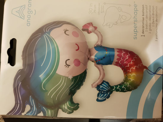 Picture of Mermaid Balloon