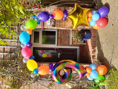 Picture of Balloon Arch