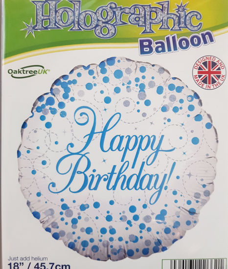 Picture of Birthday Balloons