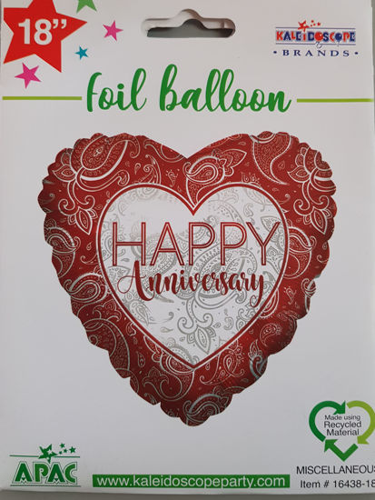 Picture of Aniversary Balloon