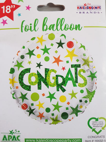 Picture of Congrats Balloon