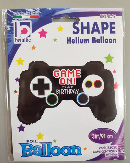 Picture of Gaming controller balloon
