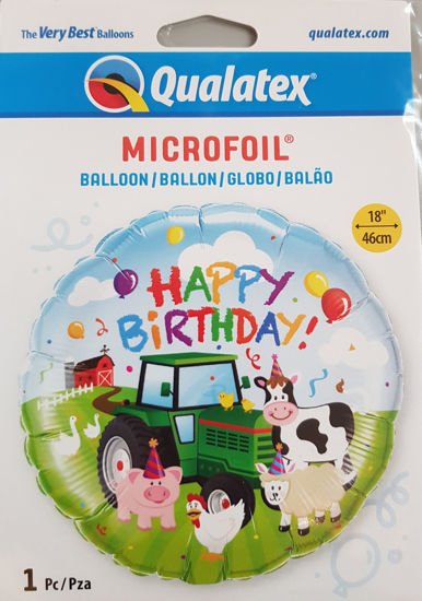 Picture of Birthday Balloons farm