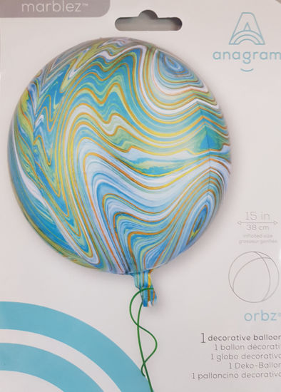 Picture of Marble Balloons