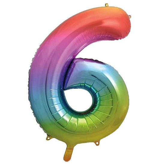 Picture of Rainbow Pattern 6