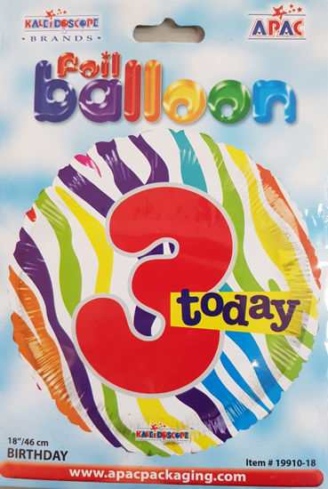 Picture of 3 rd Balloons