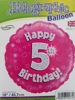 Picture of 5 th  Balloons