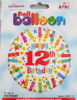 Picture of 12 th  Balloons