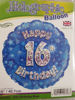 Picture of 16 th Balloons