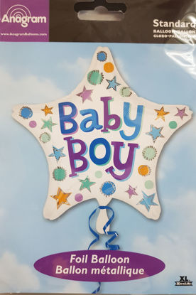 Picture of Baby boy Balloon