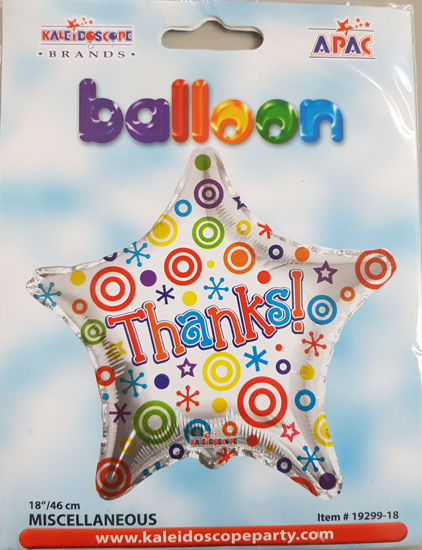 Picture of Thank you balloon