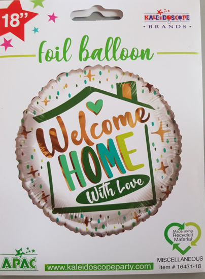 Picture of Welcome balloon