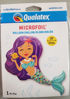 Picture of Supershape Balloon Mermaid