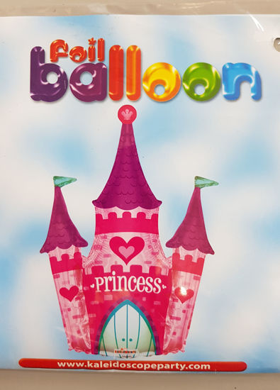 Picture of Supershape Balloon  Castle