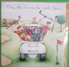 Picture of Card Blank -Golf card