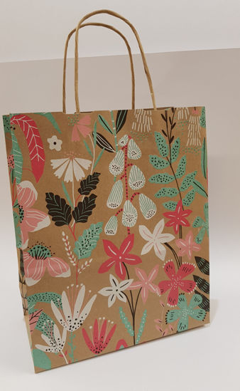Picture of Gift bag Flowers