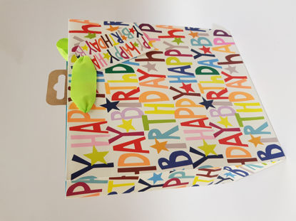 Picture of Gift bag Happy birthday