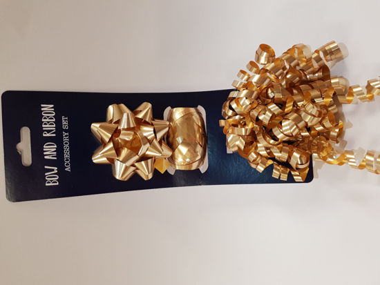 Picture of Ribbon set Gold