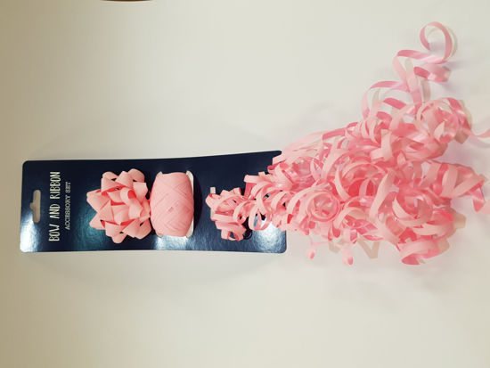 Picture of Ribbon set Pink