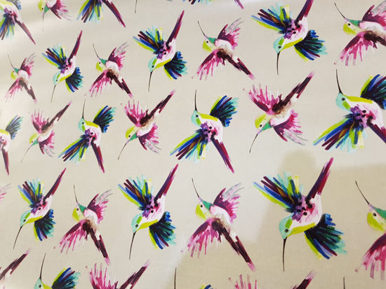 Picture of Gift wrap Hummingbird